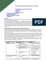 Métodos De Localización De Instalaciones De Producción Y Servicios