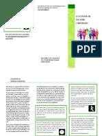 Folder Logopedie in Passend Onderwijs