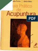 Guia Prático de Acunpuntura - Claudia Focks Ulrich März