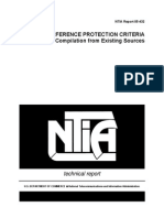 INTERFERENCE PROTECTION CRITERIA-NTIA-usa.pdf