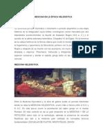 La Medicina en La Época Helenística