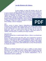 Analisis De La Realidad Nacional Desarrollo Histórico De México