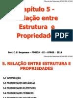 CM_CAP_5_ - Relação entre Estrutura e Propriedades 2014-2