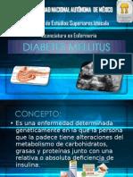 Diabetes m.