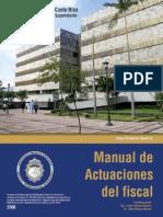 Manual de Actuaciones Del Fiscal