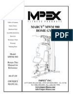 Mwm980 Manual