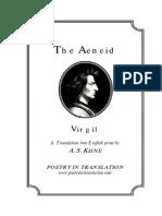 Aeneid, The - Virgil & a. S. Kline