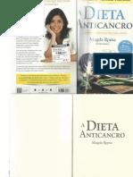 A Dieta Anticancro