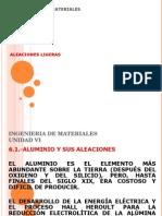 U-6 Ing de Matls Aleaciones Ligeras