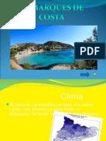 Comarques de Costa 4B 2015