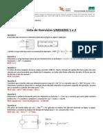 Lista Exercicios Unids1e2