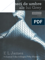e l James Cincizeci de Umbre Ale Lui Grey Vol 1