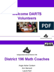 darts presentation slides