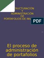 Administracion de Un Portafolios de Inversion