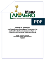 Manual de Validacao IQA e IQI Nov2014