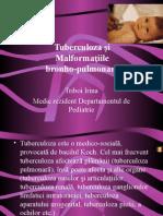 TBC Si Malf Bronhopulmonare