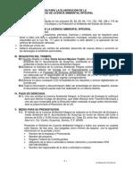 Guia Para Licencia Impacto Ambiental Guaymas