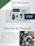 Iluminación y Dirección de Fotografía