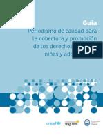 GUIA PERIODISMO DE CALIDAD PARA LA COBERTURA Y PROMOCION DE LOS DERECHOS DE NINOS - ANDI - PORTALGUARANI