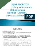 Normas Icontec Parte 1.0