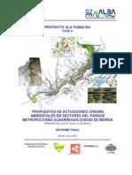 Proyecto ULA PAMALBA. Fase II