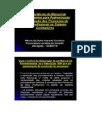 Manual da Ética - Comparativo com a Resolução 1004 - Real