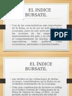Indice Bursatil 2015