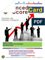 Balanced Score Card Revista (Carta)