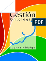 Gestión Ontológica; Hidalgo Ivonne