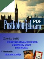 postkolonijalizam