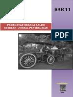 Download Bab 11 Pembuatan Neraca Saldo Setelah Jurnal Penyesuaian by Achas SN26806604 doc pdf