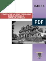 Bab 14 Pembuatan Laporan Perubahan Modal, Neraca, & Laporan Arus Kas