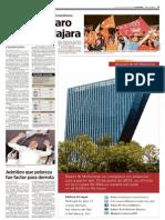 Arrasa Alfaro en Guadalajara - Reforma