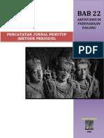 Bab 22 Akuntansi Di an Dagang - an Jurnal Penutup (Metode Periodik)