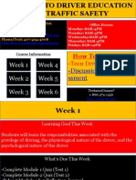 Drivers Ed-Summer (Updated)