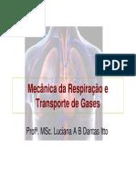FHG Mecanica Respiratoria e Gases