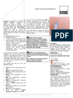 Especificaciones Tecnicas Interface P810-RS232