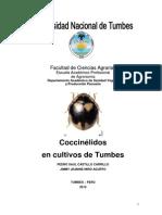 Manual de Coccinelidos Tumbes