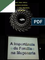 17° ENCONTRO REGIONAL  DAS ACÁCIAS  12° SEMINARIO MAÇONICO DO TRIANGULO MINEIRO E ALTO PARANAIBA