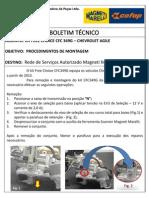 Manual Manutencao Cambio Automatizado FREE CHOICE CFC 349G CHEVROLET AGILE