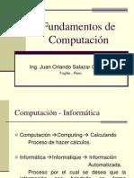 Fundamentos de la Pc