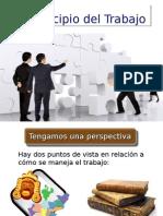 Banco-El Principio Del Trabajo