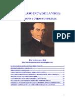 14661320 Garcilaso Inca de La Vega Biografia y Obras Completas