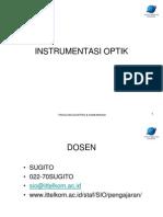 Instrumentasi Optik