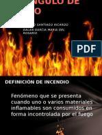 1.- Triangulo de Fuego