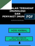 Pengenalan Imunologi Dan Penyakit Imunologi