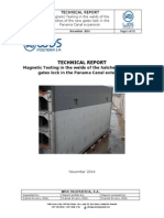 Cimolai MT Technical Report