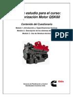 Guia de Estudio Motor QSK60