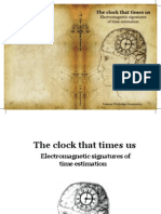 THE CLOCK THAT TIMES US