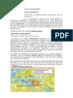 Tema 4 - El Neolítico en Europa (11p)